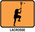 Lacrosse (orange)