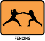 Fencing (orange)