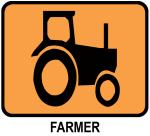 Farmer (orange)