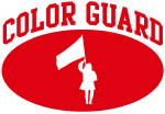 Color Guard (red circle)