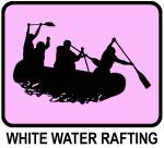 White Water Rafting (pink)