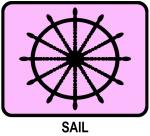 Sail (pink)