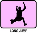 Long Jump (pink)