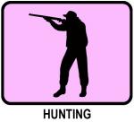 Hunting (pink)