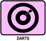 Darts (pink)