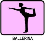 Ballerina (pink)