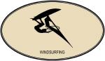 Windsurfing (euro-brown)