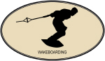 Wakeboarding (euro-brown)