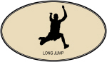 Long Jump (euro-brown)