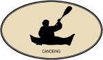 Canoeing (euro-brown)