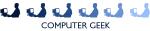 Computer Geek (blue variation)
