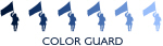 Color Guard (blue variation)