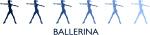 Ballerina  (blue variation)