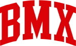Bmx (red curve)