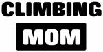 CLIMBING mom