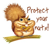 Protect your nuts!