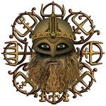Viking & Vegvisir