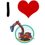 I Love Excavators