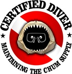 Certified Diver (Jaws)