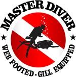Master Diver (round)
