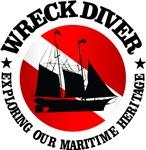 Wreck Diver (Rd)(Ship)