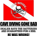 Cave Diving Gone Bad