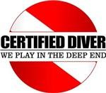 Certified Diver (Deep End) 2