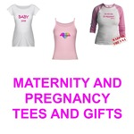 FUNNY MATERNITY AND PREGNANCY T-SHIRTS