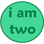 i am two