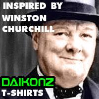 Winston Churchill T-Shirts