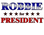 ROBBIE for president