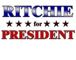 RITCHIE for president