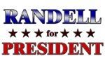 RANDELL for president