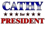 CATHY for president