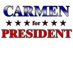 CARMEN for president