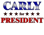 CARLY for president