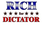 RICH for dictator
