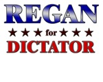REGAN for dictator