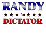 RANDY for dictator