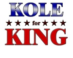 KOLE for king