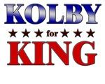 KOLBY for king
