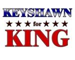 KEYSHAWN for king