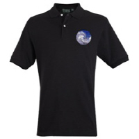 SPORTY EMBROIDERED POLO SHIRTS FOR ALL!