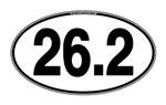 26.2 (Marathon) Euro Oval