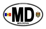 Moldova Euro Oval