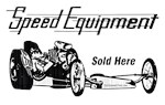 SPEED EQUIPMENT