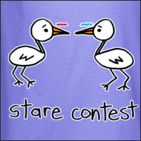 Stare Contest