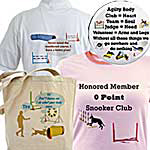 Dog Agility Tees, Sweats, Tanks and More