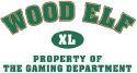 Wood Elf: Gaming Dept.