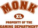 Monk: Gaming Dept.